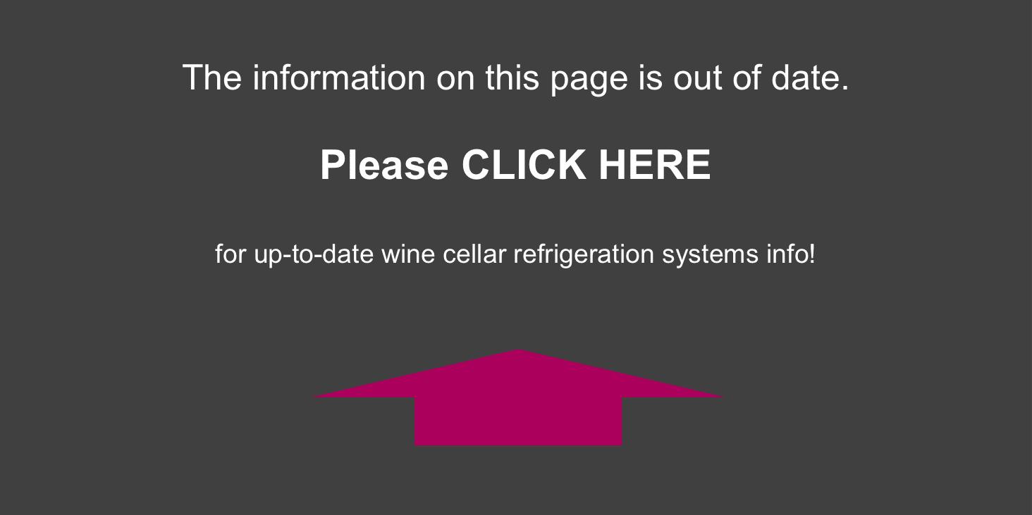 Wine Cellar Information