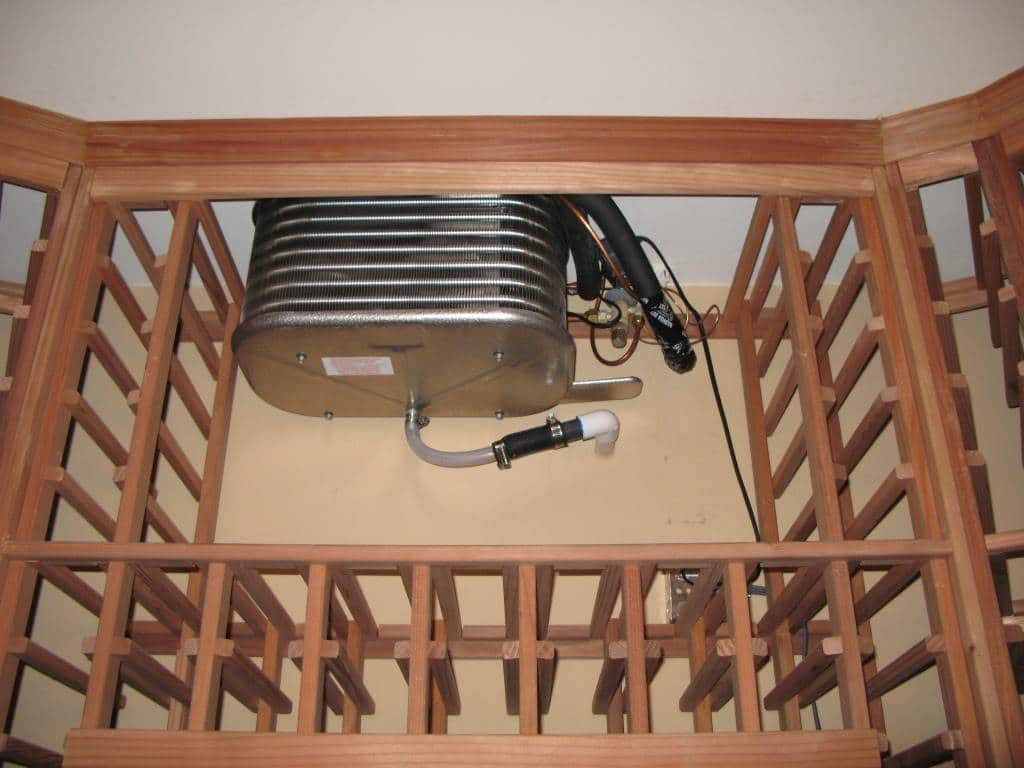 Refrigeration Refrigeration Wine Room