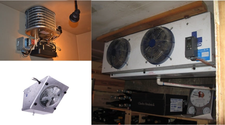 Different Refrigeration Systems Installed and Serviced by Arctic Metalworks Inc. in Orange County