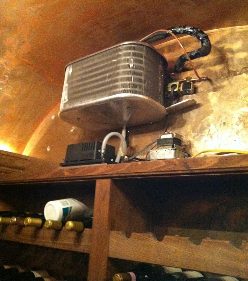 Commercial Grade Arctic 5500 Wine Cellar Refrigeration System