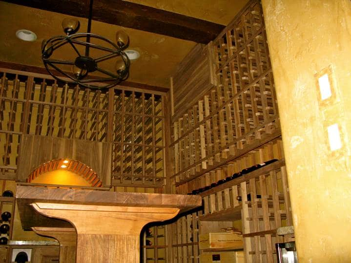 Custom Wine Cellars & Wine Cellar Refrigeration Systems Irvine California