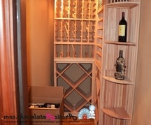 Aliso Viejo, California Wine Cellar Refrigeration Installation Systems Project Feature