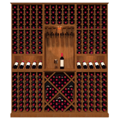 Kessick Modular Wine Racks