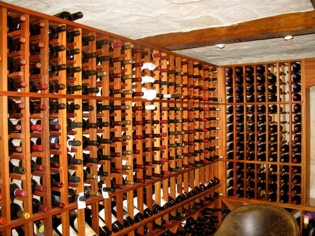 Wine Cellar Refrigeration Unit Installation Project For A Former
