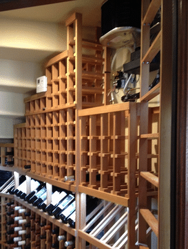 Wine Cellar Cooling Installation California