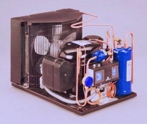 Split Wine Cellar Cooling System