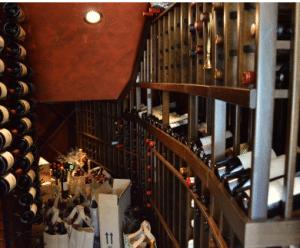 Wine Cellar in Coto de Caza Installed with a Split Wine Cellar Refrigeration Unit