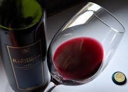 Precious Red Wine