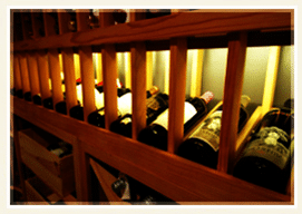 Wine Storage - Proper Position