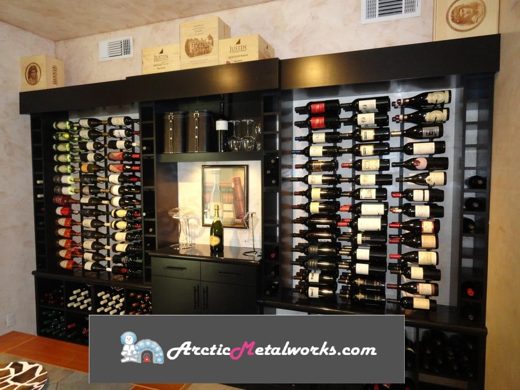 A Wine Cellar Should Have Quality Cooling Unit Installed Arctic Metalworks Provides The Best