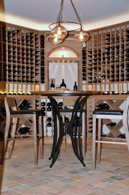 Click here to find a good wine cellar builder!