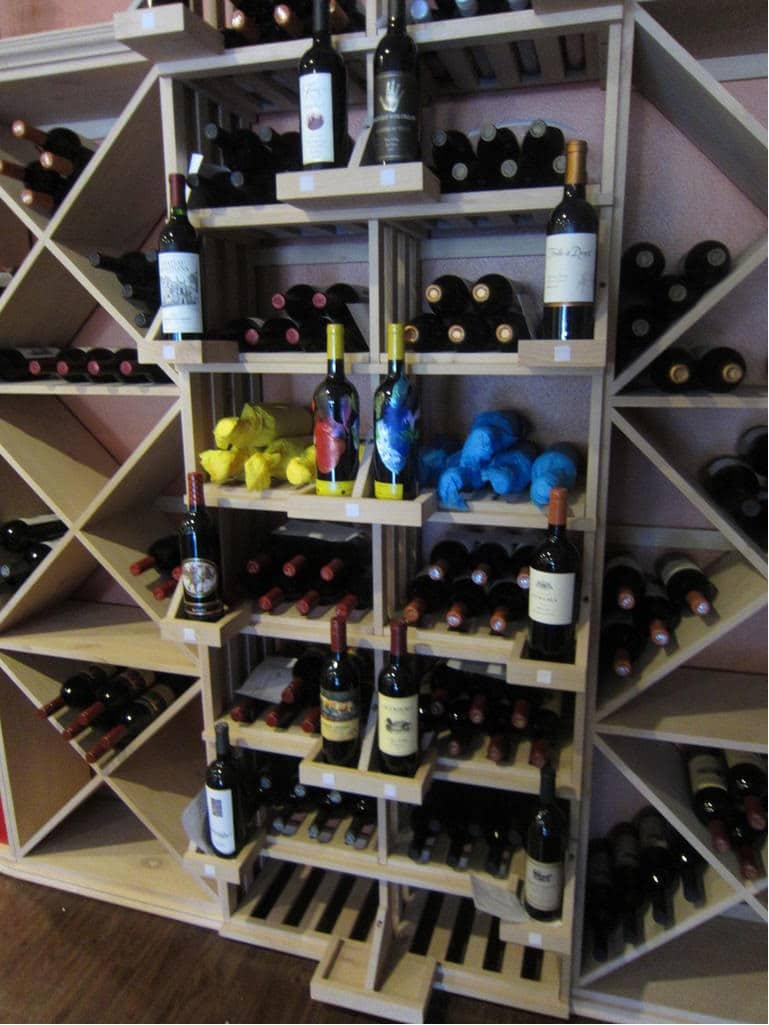 Learn about a residential wine cellar construction project in Orange County!
