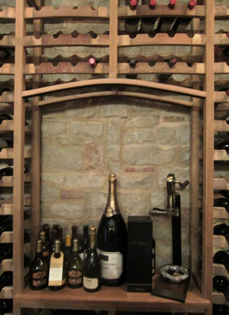 Wine cellar design and construction!