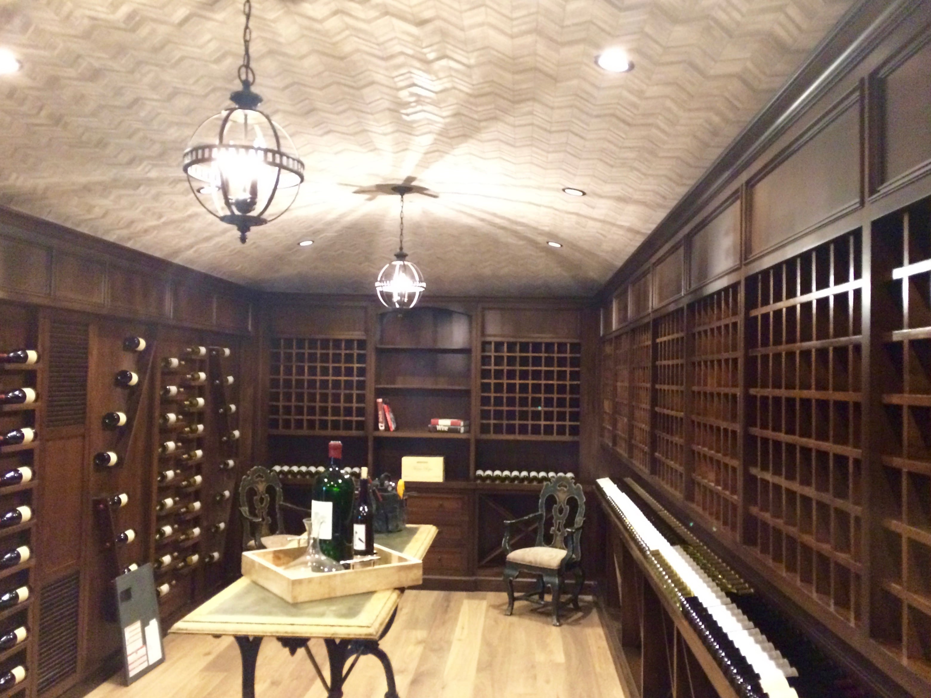 custom wine cellars a must for home and businesses. Black Bedroom Furniture Sets. Home Design Ideas