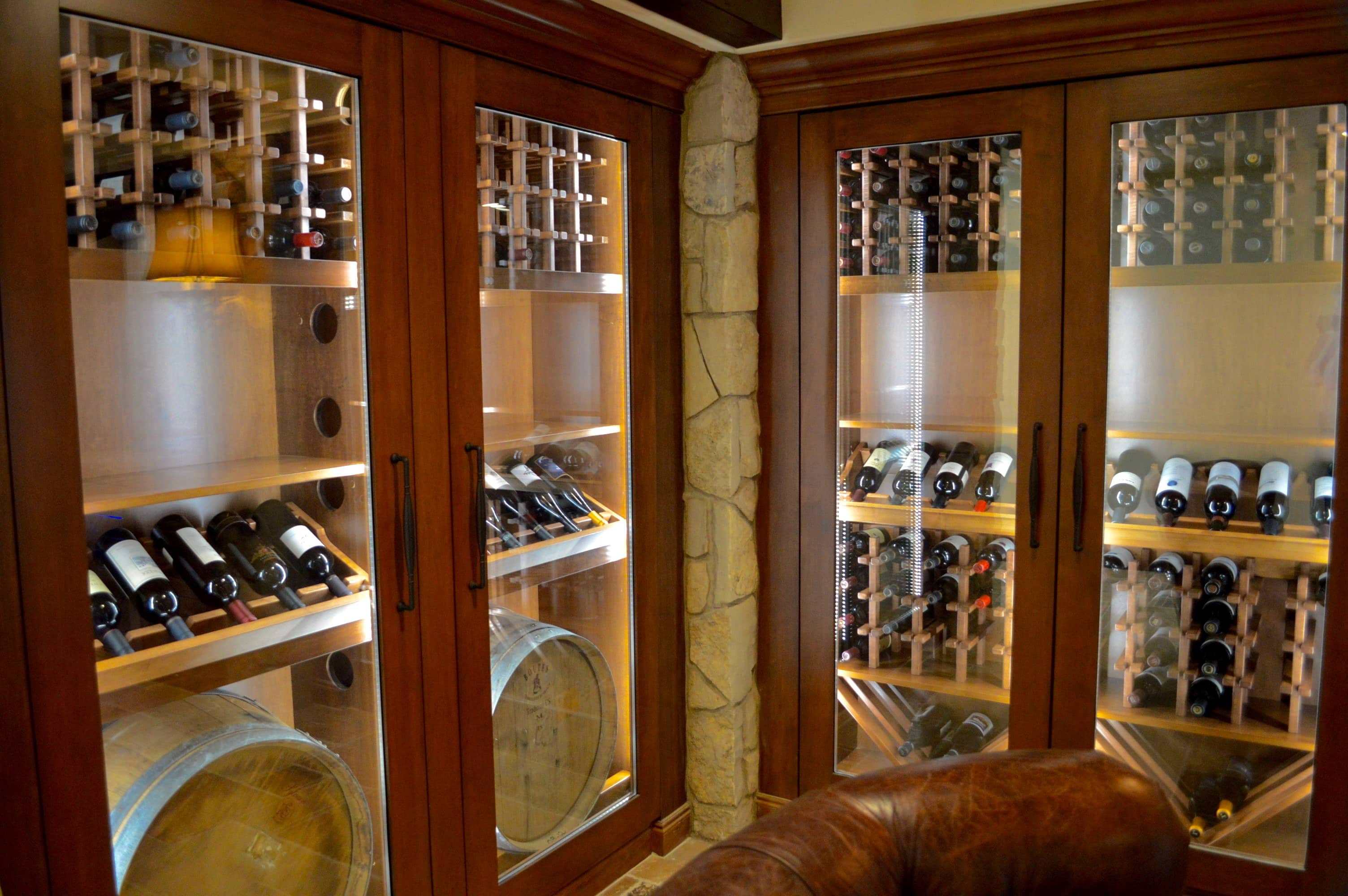 California Custom Wine Cellar Refrigeration Amp Cooling