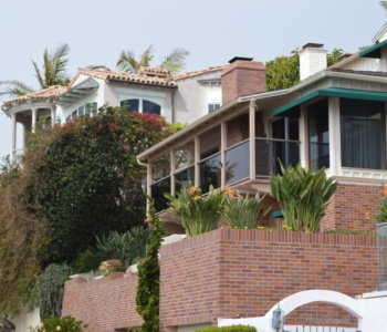 Luxury homes in Laguna Beach, California