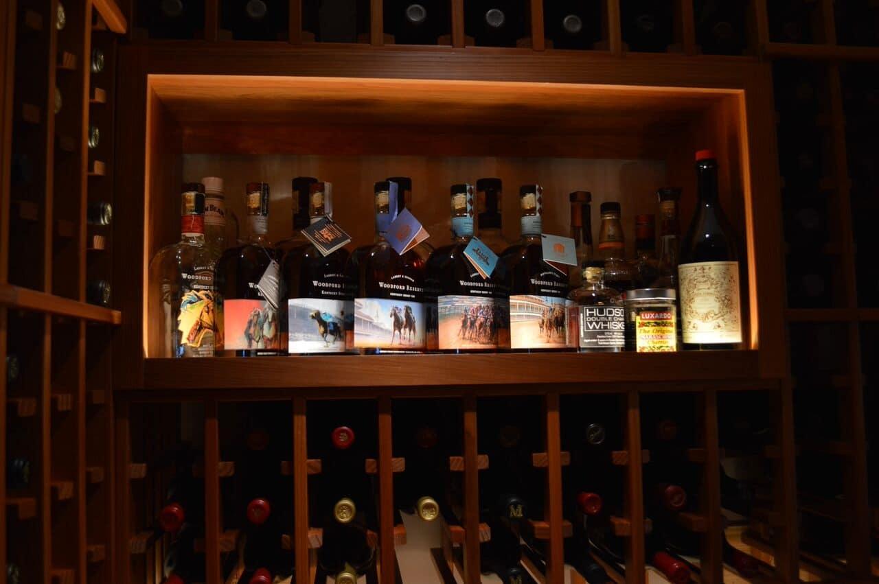 Residential Wine Cellar Installation In Irvine California